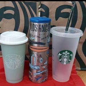 Starbucks set